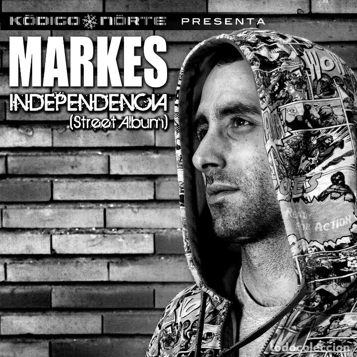 MARKES - INDEPENDENCIA (Música - CD's Hip hop)