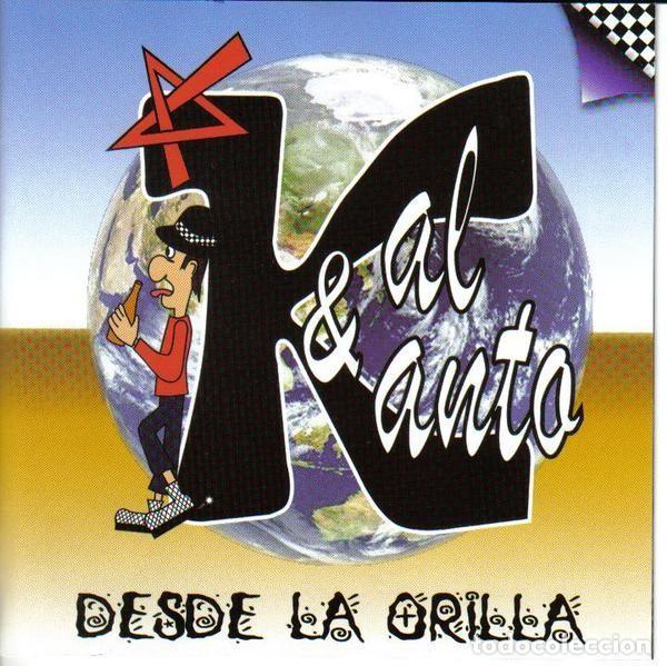A KAL Y KANTO - DESDE LA ORILLA (Música - CD's Rock)