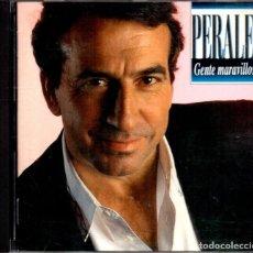 CDs de Música: JOSE LUIS PERALES - GENTE MARAVILLOSA - CD. Lote 166561166