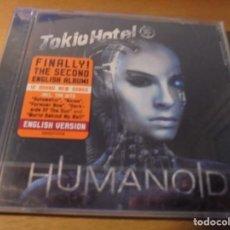 CDs de Música: RAR CD. TOKIO HOTEL. HUMANOID. PRECINTADO. SEALED. STICKER. Lote 166583238