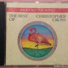 CDs de Música: CHRISTOPHER CROSS - RIDE LIKE THE WIND THE BEST OF (WARNER, 1992) // BRUCE SPRINGSTEEN DIRE STRAITS. Lote 166596750