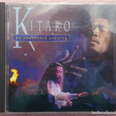 CDs de Música: KITARO – AN ENCHANTED EVENING (DOMO, 1996) /// VANGELIS / JEAN MICHEL JARRE / ENYA / KLAUS SCHULZE . Lote 166597502