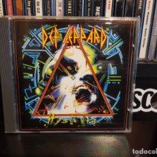 CDs de Música: DEF LEPPARD - HYSTERIA. Lote 166613386