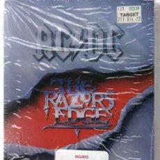 CDs de Música: AC/DC - THE RAZORS EDGE - CD LONG BOX - US 1990 - ATCO RECORDS - 91413-2 - LONGBOX. Lote 166620746