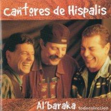 CDs de Música: CANTORES DE HÍSPALIS - AL'BARAKA - CD. Lote 166626826