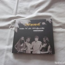 CDs de Música: DOTOREAK CD + DVD COMO UN DIA CUALQUIERA (2015) LIVE SALA APOLO -BARCELONA- PRECINTADO. Lote 166655098