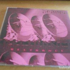 CDs de Música: RAR MAXI CD. BELTRANCE. HEAVEN. 3 TRACKS. BIT MUSIC. MADE IN SPAIN.. Lote 166660874