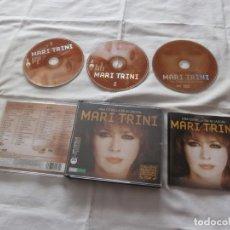 CDs de Música: MARI TRINI 2 CD´S + DVD UNA ESTRELLA EN MI JARDIN (2005) 40 TEMAS EN CD + 25 DVD - COMO NUEVO. Lote 166670758
