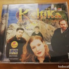 CDs de Música: KELTIKA VOL. 18 (CD). Lote 166705970