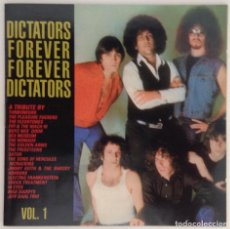 CDs de Música: DICTATORS FOREVER TRIBUTE TURBONEGRO THE NOMADS THE FLESTONES SHOCK TREATMENT. Lote 166728586