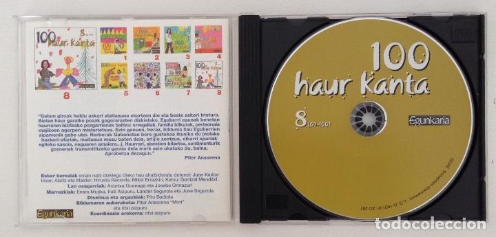 CDs de Música: Haur kanta 100 Egunkaria - Foto 3 - 166729822