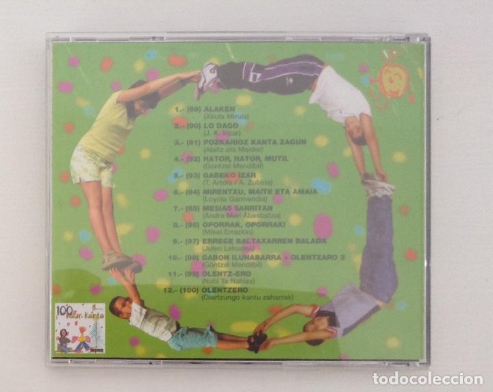 CDs de Música: Haur kanta 100 Egunkaria - Foto 4 - 166729822