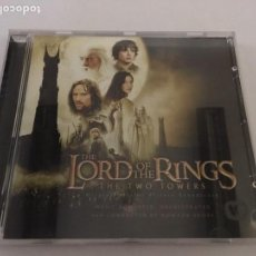 CDs de Musique: THE LORD OF THE RINGS THE TWO TOWERS HOWARD SHORE. Lote 166744034