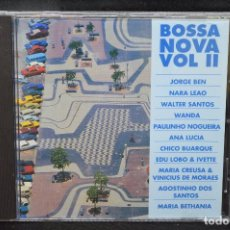 CDs de Música: VARIOUS - BOSSA NOVA VOL II - CD. Lote 166767386