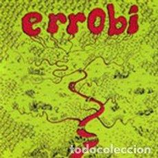 CDs de Música: ERROBI - ERROBI. Lote 166779698