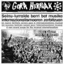CDs de Música: VARIOUS - GORA HERRIAK 95-98. Lote 166780710