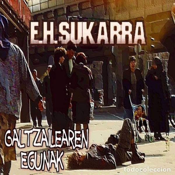 E.H. SUKARRA - GALTZAILEAREN EGUNAK - DIGIPAK (Música - CD's Rock)