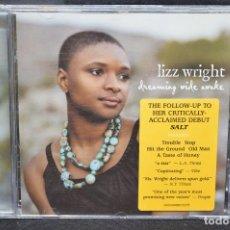 CD di Musica: LIZZ WRIGHT - DREAMING WIDE AWAKE - CD. Lote 166801714