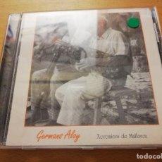 CDs de Música: GERMANS ALOY. XEREMIERS DE MALLORCA (CD). Lote 166803806