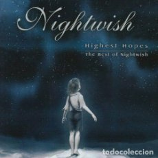 CDs de Música: THE BEST OF NIGHTWISH - HIGHEST HOPES - CD+DVD . Lote 166821098