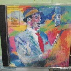 CDs de Música: FRANK SINATRA DUETS - WITH LUTHER VANDROSS, ARETHA FRANKLIN, BARBRA ,JULIO IGLESIAS ETC. CD PEPETO. Lote 166831966