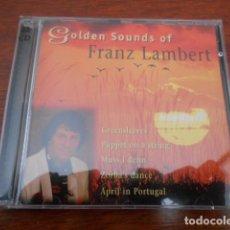 CDs de Música: 2CD GOLDEN SOUNDS OF RON GOODWIN &HIS ORCHESTRA+GOLDEN SOUNDS OF FRANZ LAMBERT. Lote 166905420
