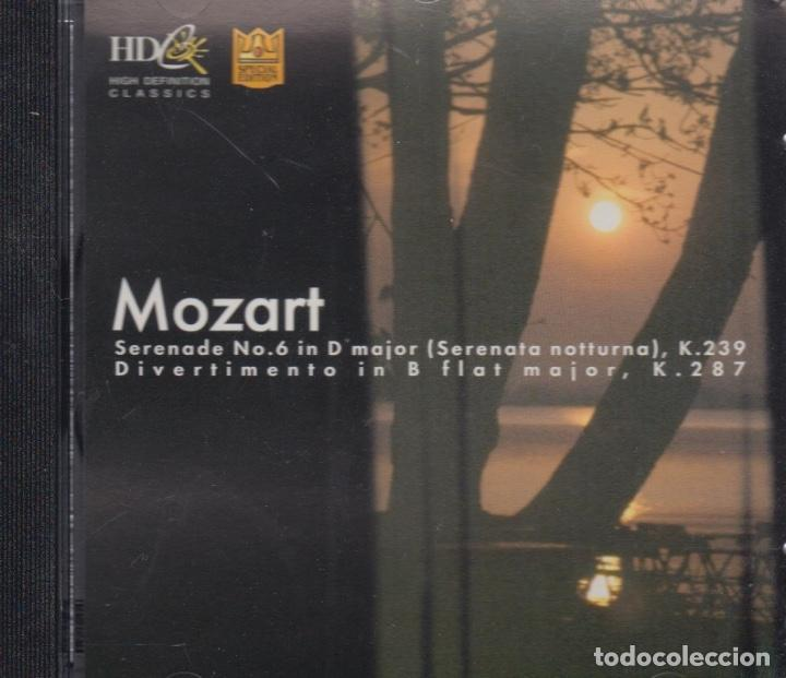 MOZART. LITHUANIAN CHAMBER ORCHESTRA (Música - CD's Clásica, Ópera, Zarzuela y Marchas)