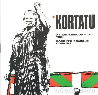 KORTATU - A FRONTLINE COMPILATION (Música - CD's Rock)