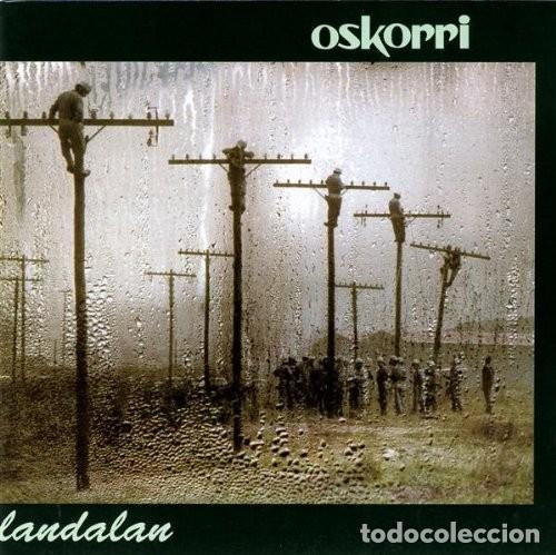 OSKORRI - LANDALAN (Música - CD's Country y Folk)