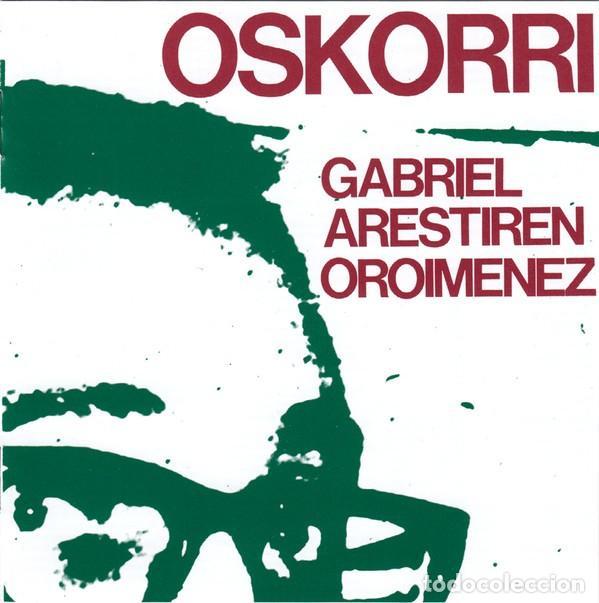 OSKORRI - GABRIEL ARESTIREN OROIMENEZ (Música - CD's Country y Folk)