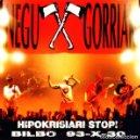 CDs de Música: NEGU GORRIAK - HIPOKRISIARI STOP! - BILBO 93-X-30. Lote 166934464
