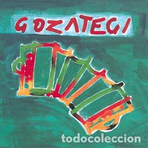 GOZATEGI - GOZATEGI (Música - CD's Country y Folk)