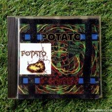 CDs de Música: POTATO - PUNKI, REGGAE, PARTY + COMPARTIDO, OIHUKA, 1995. EUSKAL HERRIA.. Lote 166937441