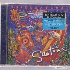 CDs de Música: SANTANA - SUPERNATURAL (CD 1999, ARISTA 07822 19080 2). Lote 166949244