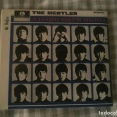 CDs de Música: THE BEATLES - A HARD DAY´S NIGHT. Lote 167016172