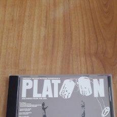 CDs de Música: BSO PLATOON. Lote 167020312