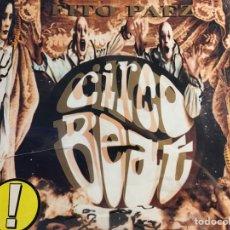 CDs de Música: FITO PÁEZ - CIRCO BEAT (CD). Lote 167038708