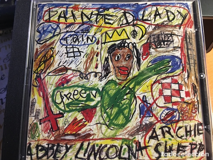 ABBEY LINCOLN + ARCHIE SHEPP - PAINTED LADY (Música - CD's Jazz, Blues, Soul y Gospel)
