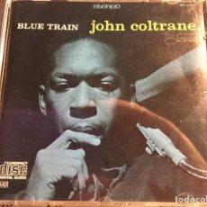 CDs de Música: JOHN COLTRANE - BLUE TRAIN (BLUE NOTE). Lote 167061500