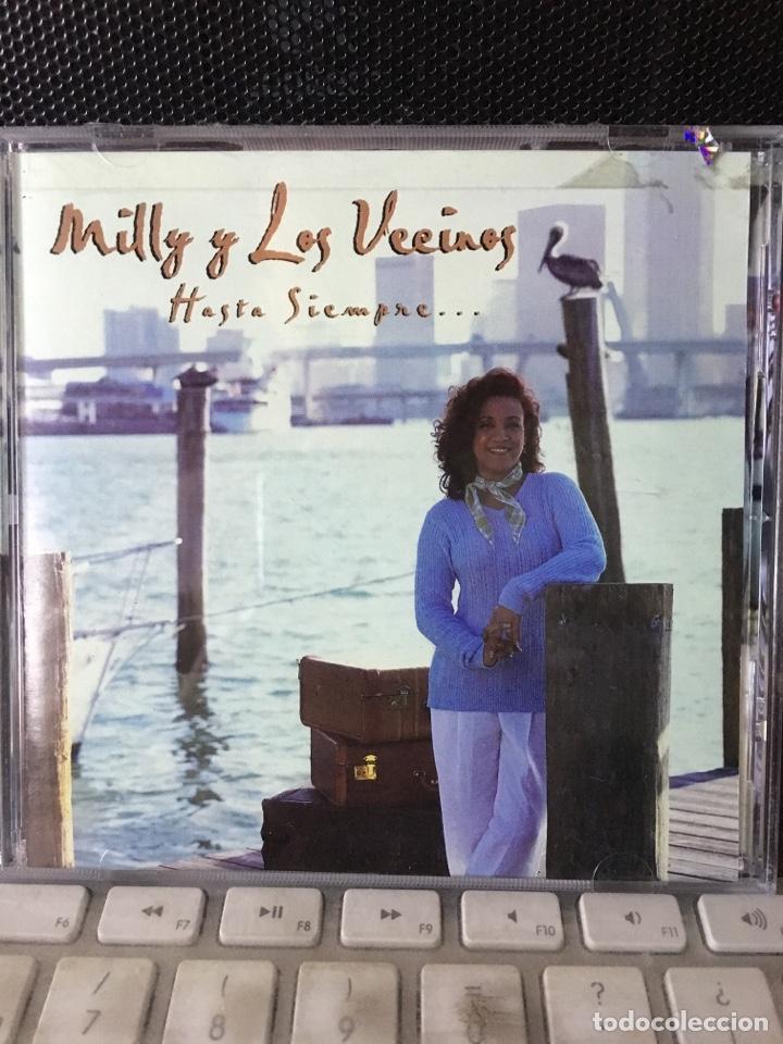 MILLY Y LOS VECINOS-HASTA SIEMPRE-1997 (Música - CD's Latina)