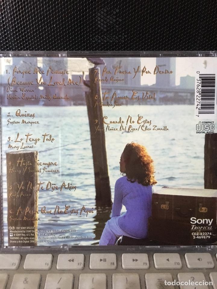CDs de Música: MILLY Y LOS VECINOS-HASTA SIEMPRE-1997 - Foto 2 - 167096096