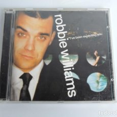 CDs de Música: ROBBIE WILLIAMS - I'VE BEEN EXPECTING YOU CD. Lote 167120208