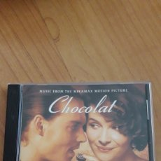 CDs de Música: BSO CHOCOLAT. Lote 167140645