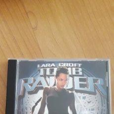 CDs de Música: BSO LARA CROFT TOMB RAIDER. Lote 167140845