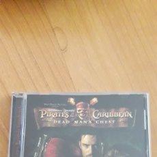 CDs de Música: BSO PIRATAS DEL CARIBE. PIRATES OF THE CARIBBEAN. Lote 167141056