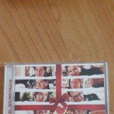 CDs de Música: BSO LOVE ACTUALLY. Lote 167141189