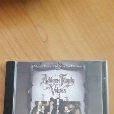CDs de Música: BSO LA FAMILIA ADDAMS. ADDAMS FAMILY VALUES. Lote 167141354