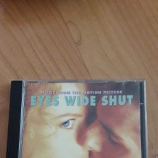 CDs de Música: BSO EYES WIDE SHUT. Lote 167141434