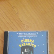 CDs de Música: BSO CINEMA PARADISO. Lote 167141540