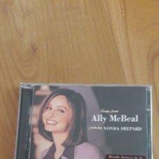 CDs de Música: BSO ALLY MCBEAL. VONDA SHEPARD. Lote 167145353
